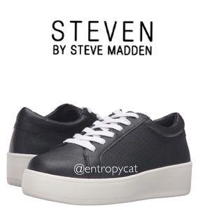NWT Steven by Steve Madden Haris Platform Sneakers